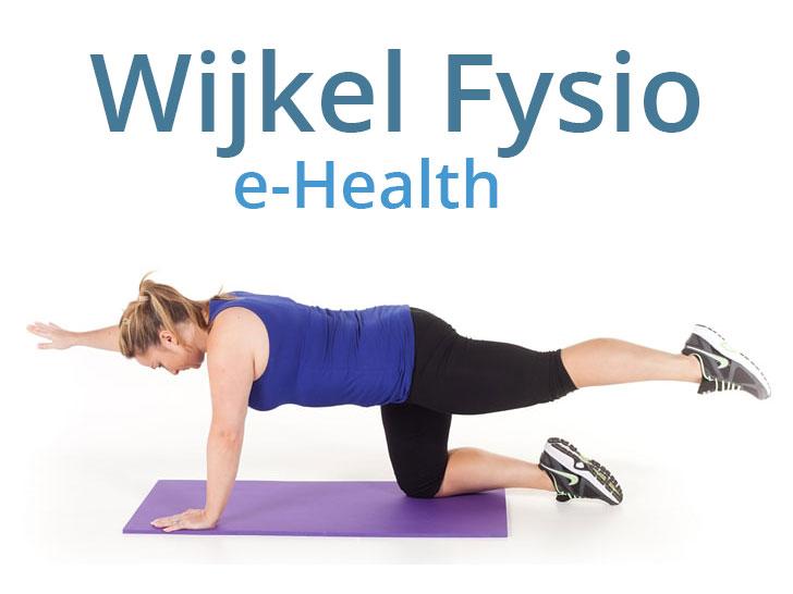 Wijkel Fysio e-Health